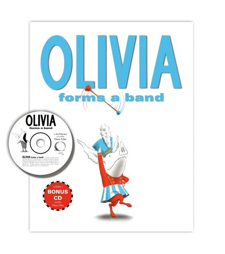 Olivia Forms a Band: Book and (Olivia Forms)
