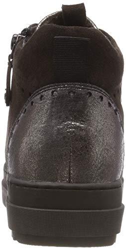 Dk 775 Tamaris para Mujer Olive Zapatillas Altas 25218 Comb 21 Verde fvBqf
