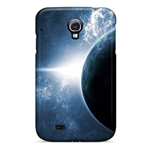 SZw18078VrlS Cases Covers Planets In Space Galaxy S4 Protective Cases