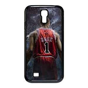 wugdiy Brand New Phone Case for SamSung Galaxy S4 I9500 with diy Derrick Rose