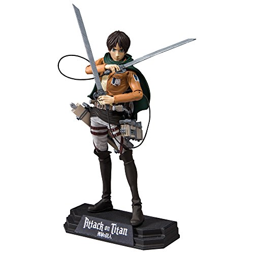 "McFarlane Toys Attack On Titan Eren Jaeger 7"" Collectible"