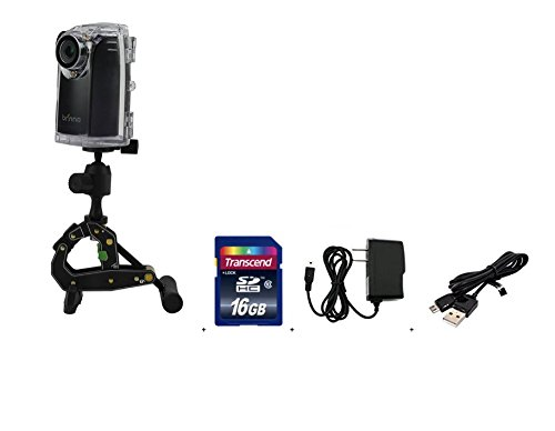 Brinno BCC200 Time Lapse Camera w/Mount & Accessories Best For Construction & Outdoor Security 80 Days Battery Life, 720p HD, Weather Resistant Case Batteries ()