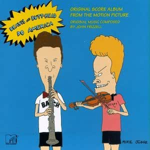 Beavis And Butt-Head Do America: Original Score Album From The Motion Picture