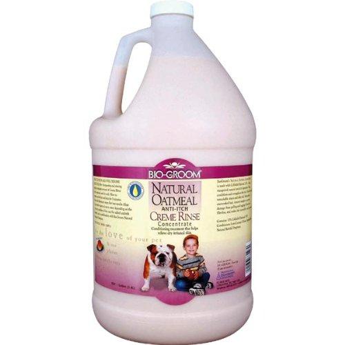 Bio-Groom Natural Oatmeal Anti-Itch Pet Creme Rinse, 1-Gallon, My Pet Supplies
