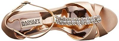 Badgley Mischka Women's Romance Wedge Sandal
