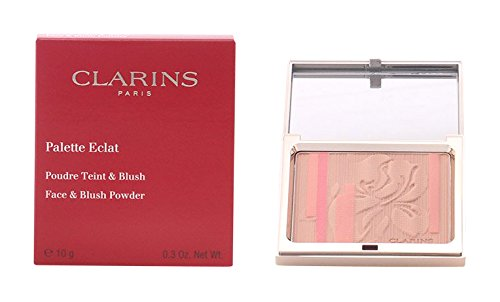 Collection Clarins (Clarins Palette Eclat Spring Make-up Collection Face and Blush Powder)