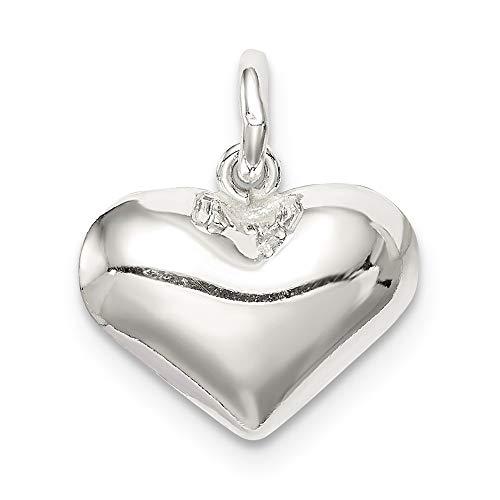 Sterling Silver Polished...