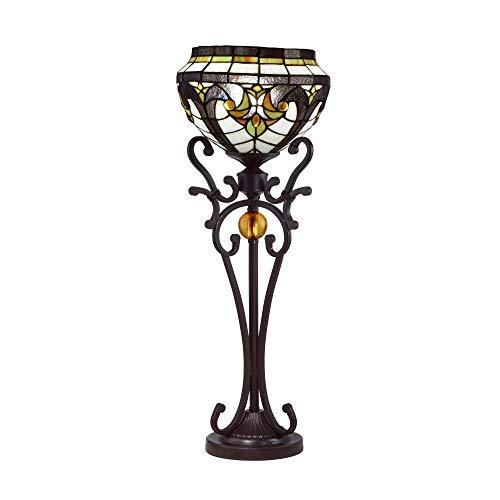 Springdale STB18023 Katana Baroque Buffet Lamp, Antique Bronze