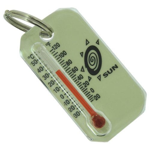 Zipper Pull Thermometer - 5