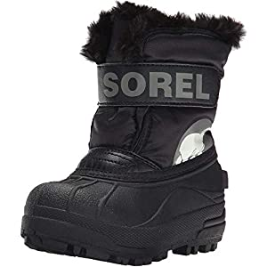 Sorel Kids Snow Commander Boot – /Charcoal