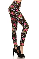 Leggings Depot Women's Ultra Soft Printed Fashion Leggings Review