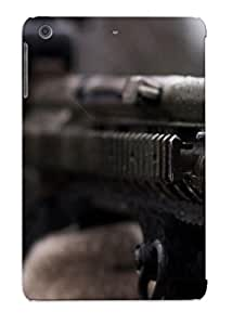 Durable Protector Case Cover With Heckler Koch G3 Hot Design For Ipad Mini/mini 2 (ideal Gift For Lovers)