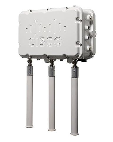 Cisco AIR-CAP1552E-C-K9 AIRONET 11N OUTDOOR MESH ACCESS POINT EXT. ANT. C REG. DOMAIN - Cisco Wireless Mesh
