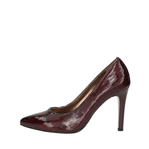 Zapatos Bordeaux A616391de Mujer 36 Tacón De Giardini Nero qTBA1
