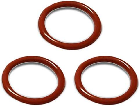 Neato Botvac Side Brush O Rubber Ring Belt 3 pack