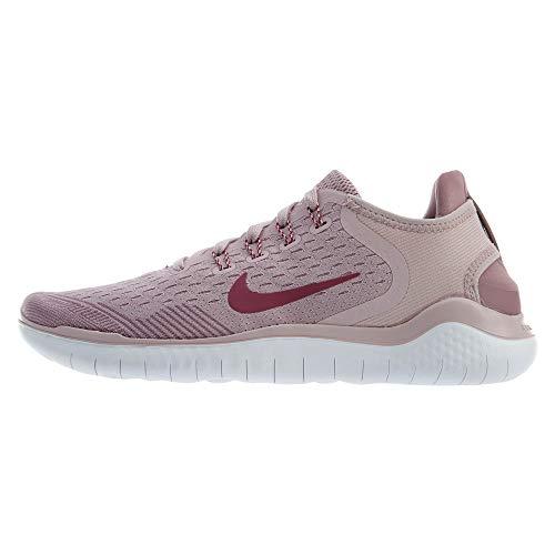 Nike Women's Free RN 2018 Running Shoes, Plum Chalk/True Berry/Plum Dust (US 6.5)