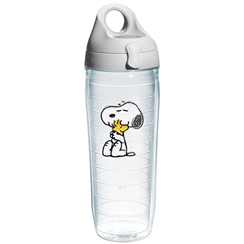 Tervis Peanuts Snoopy and Woodstock Water Bottle (Snoopy Bottle)