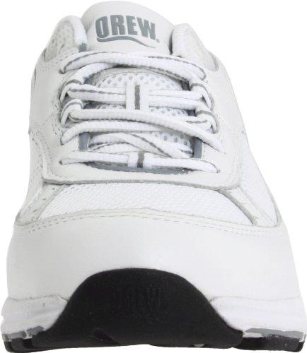 Drew Shoe Mujeres Athena Blanco / Plata