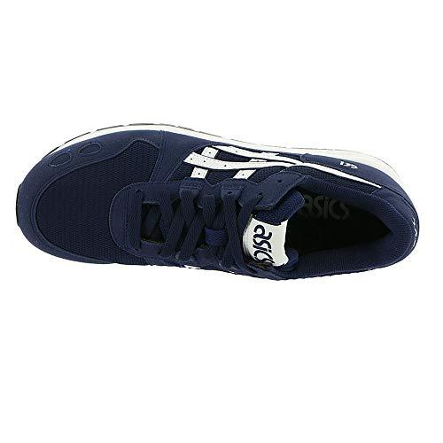 D 5 Sneaker lyte Men's Gel white Peacoat m 9 Asics Us ZCHq6wn