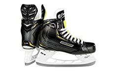 The Bauer Supreme S25 Skates offer higher-end specs than most rec-level skates on the market. The S25 Skates boast a well upgraded 3D TrueForm Tech PU boot that is much more protective, responsive and heat-moldable than the NSX Line. The pro-...