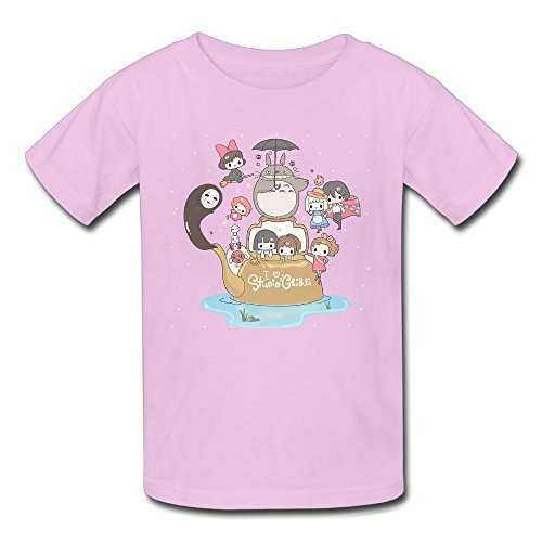 Youth Hot Topic Normal Fit Love It Ghibli Studio Movie T-Shirt