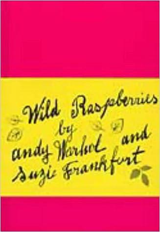 Wild Raspberries Amazonde Andy Warhol Suzie Frankfurt
