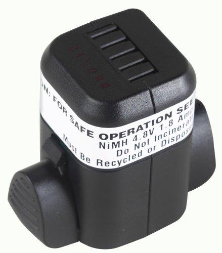 Robinair TIFZX-7 Nickel-Metal Hydride Battery Pack for TIFZX-1 Leak ()