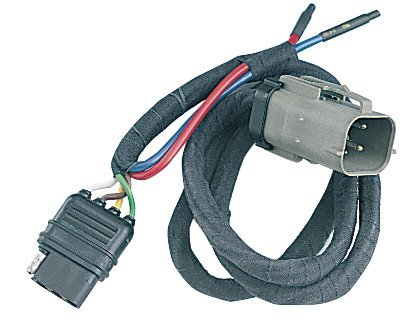 Wiring Trailer Harness Hoppy (Hopkins 40165 LiteMate Vehicle to Trailer Wiring Kit (Pico 6862PT) 2002-2004 Ford F250 Heavy Duty and F350)