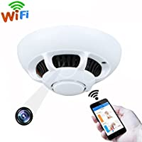 Wifi Spy Camera,ESROVER HD 1080P Spy Camera Detector Live Video Recording Baby Monitor IP Cam