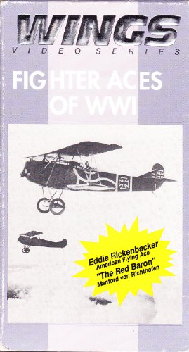 Fighter Aces of Ww1 [VHS] ()