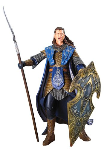 Toybiz Lord Of The Rings Gil-Galad Figure