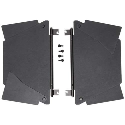 F & V BSS6 Barndoor 6 Leaf Sides Set for K4000/Z400/K8000/Z800 Light by F & V