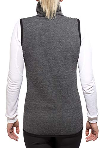 Veste Gris Woolpower 400 Grey Vest TWax6FnU4H