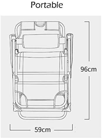 サンラウンジャー、快適な無重力リクライニングチェアテラス折りたたみ式調節可能なリクライニングチェア屋外オフィスビーチリクライニングチェアパティオラウンジャーチェアクッション付き200kg(カラー:グレー)