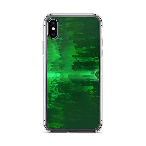 iPhone X/XS Case Anti-Scratch Phantasy Imagination Transparent Cases Cover When I Come Fantasy Dream Crystal Clear