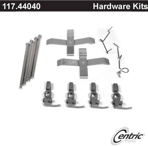 Centric Parts 117.44040 Brake Disc Hardware
