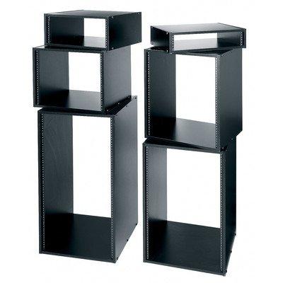 Knock Down Rack Rack Spaces: 16U Spaces, Depth: 22''