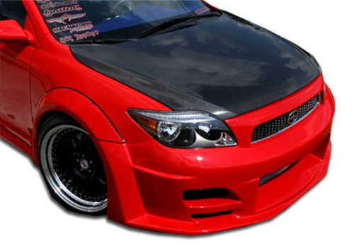 Touring Kit Wide Body (2005-2010 Scion tC Duraflex Touring Wide Body Fender Flares - 4 Piece)