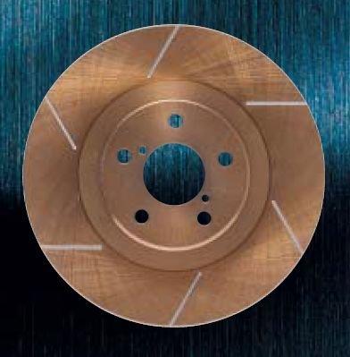 [品番:35023/35026] グラン(GRANZ) ハードシックスブレーキローター 前後セット ホンダ(HONDA) ストリーム RN7/RN8/RN9 06/7~ B00871MOGW