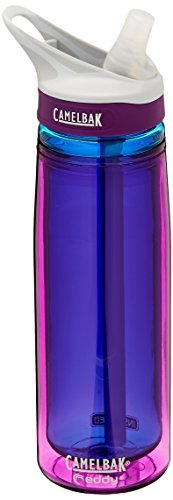 CamelBak Eddy Insulated Water Bottle - Hibiscus, 6 Litre by Camelbak