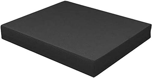 IADUMO Balance Pad Yoga Mat,Foam Multipurpose Knee Mat Nonslip Stability TPE Cushion Fitness Exercises Pad