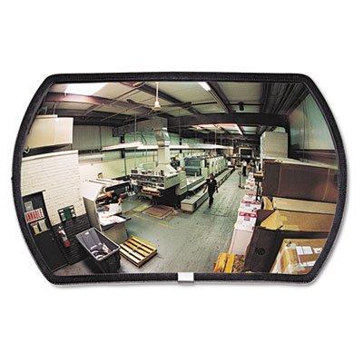 160 degree Convex Security Mirror, 18w x 12'''' h, Sold as 1 Each
