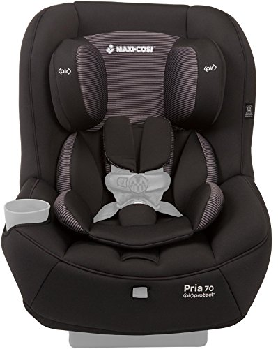 Maxi-Cosi Pria 70 Car Seat Fashion Kit, Black Gravel (Car Seat Sold Separately)