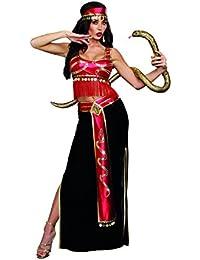 Women's The Snake Charmer Belly Dancer Costume
