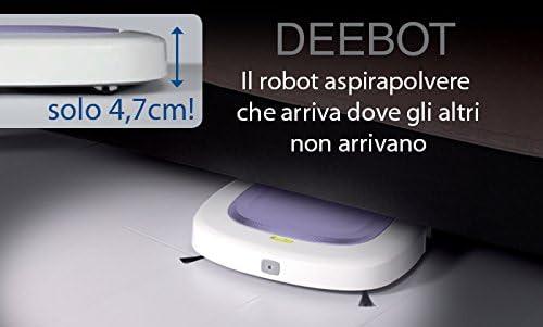 Imetec Ecovacs Deebot CR110 Recensione