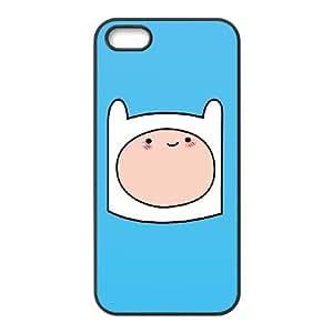 (LDYG) Finn The Human iPhone 5 5s Cell Phone Case Black