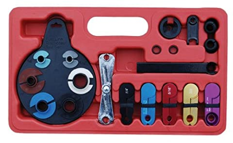 OEMTOOLS 27195 Disconnect Tool Set, 15-Piece (Fuel Line Disconnect Kit)
