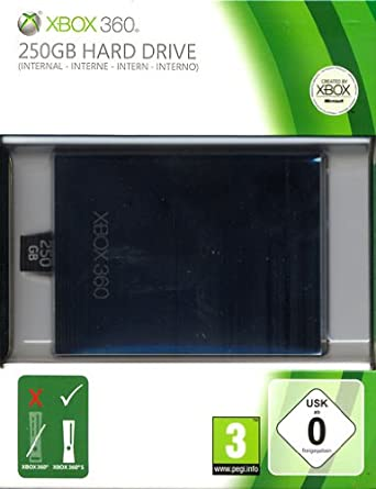 Official Xbox 360 500GB Replacement Hard Drive: Amazon co uk