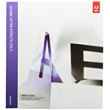 Adobe After Effects CS5.5 Upgrade (vf) (vf - French software)