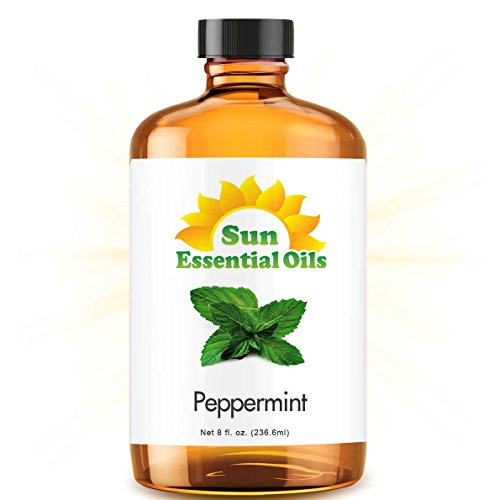 Peppermint (Huge 8oz) Best Essential